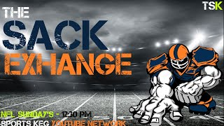The Sports Keg - The Sack Exchange  (LIVE Betting NFL Week 4)