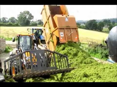 Silage 2012 (Conder, Agri Contractors)
