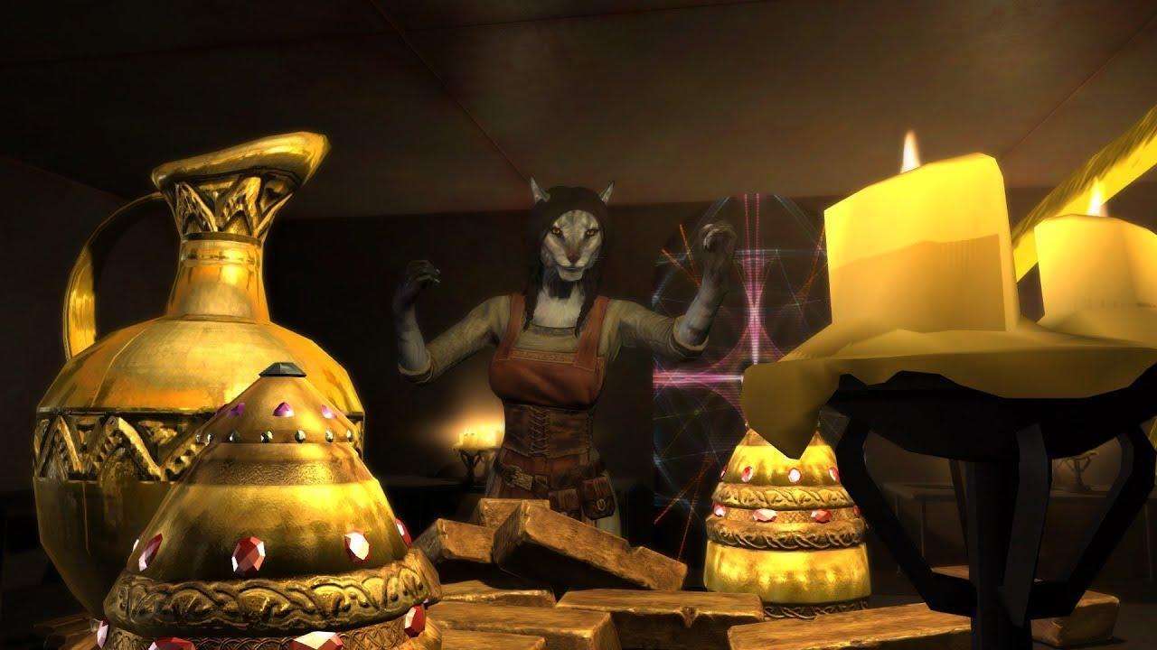 Skyrim Vore - Golden fingers Beginnings Part 1