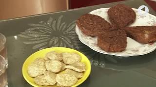 Готовим полезные сладости дома / Утренний эфир