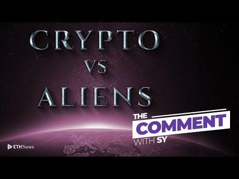Bitcoin Scam, Crypto vs Aliens, Hiding Crypto In Divorce  The Comment  Episode 62