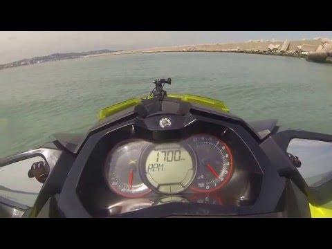 seadoo RXP 260 speed 78 Mph