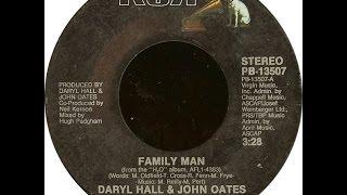 Daryl Hall & John Oates -- Family Man