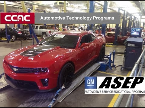 General Motors Automotive Service Educational Program