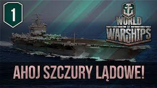 World of Warships #1 - Kapitan Jack
