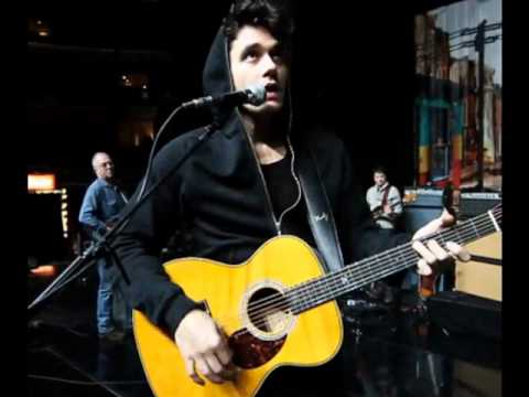 Slow Dancing In A Burning Room Acoustic John Mayer