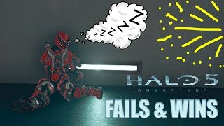 HALO 5 FAILS & WINS #9 (Best Halo 5 Guardians Funny Moments Compilation)