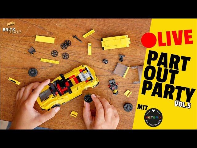 🔴 LIVE Partout Party| VOL. 5 | Ab auf die Piste mit NETBRIX