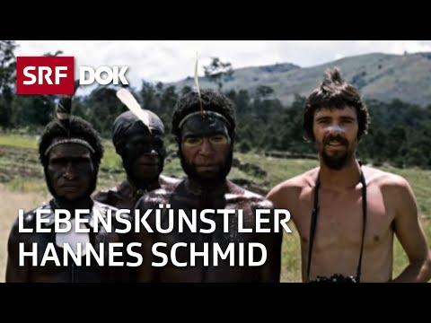Hannes Schmid – von einem, der auszog, die Welt zu verändern