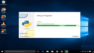 How to Download and Install Python 3.6 on Windows 10