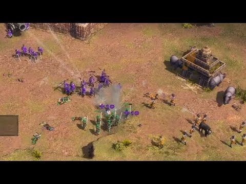 3v3 Age Of Empires III Multiplayer