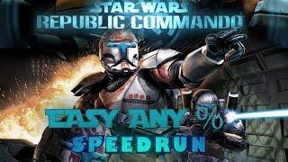 SW: Republic Commando Easy Speedrun RTA (1:59:57)
