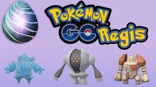 Die Regis kommen! Regice, Registeel & Regirock Guide | Pokémon GO Deutsch #657