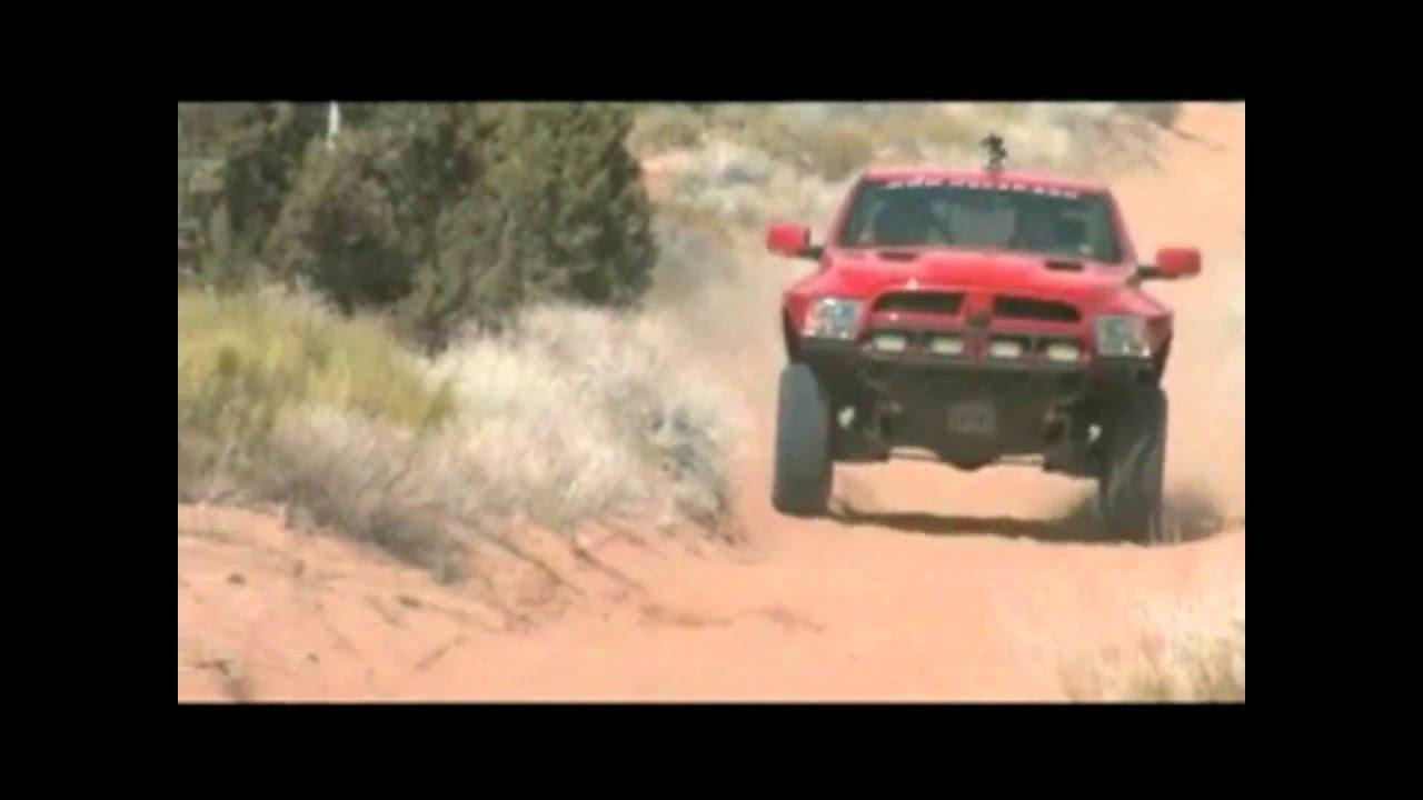 Dodge Ram Runner >> DODGE RAM RUNNER (RAPTOR KILLER) - YouTube