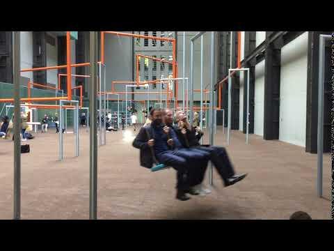 Superflex, One Two Three Swing!, Tate Modern 2017