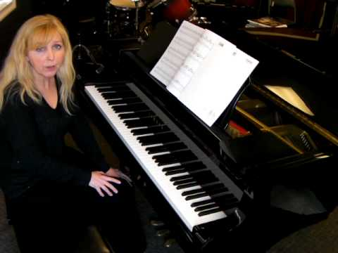 Kate Rich piano tip