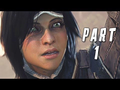 MONSTER HUNTER WORLD Walkthrough Gameplay Part 1 - INTRO (MH