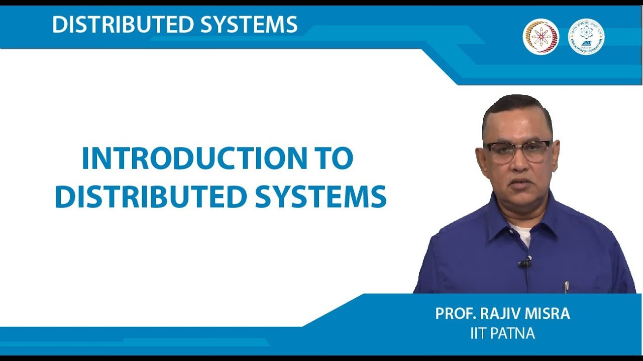Introduction To Distributed Systems Youtube
