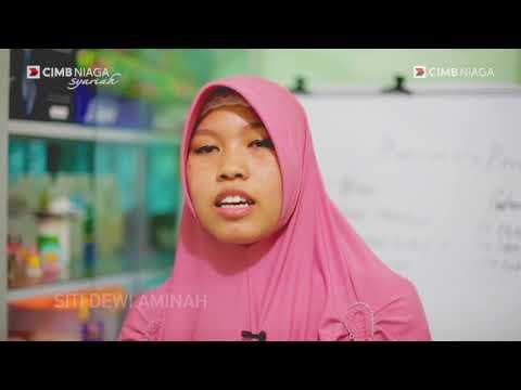 Mari Berwakaf Melalu CIMB Niaga Syariah
