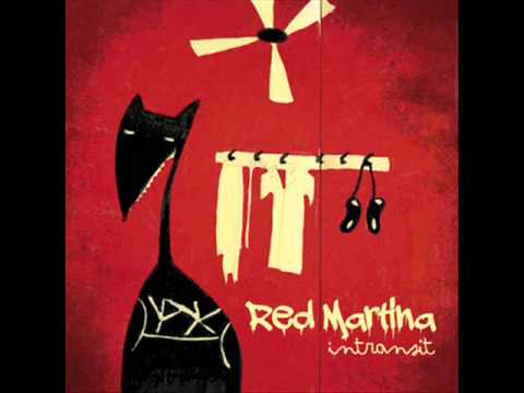 stoupe red martina