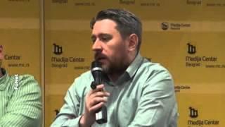 """Glavni i odgovorni urednik lista """"Blic"""" Marko Stjepanović"""