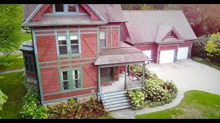 Historic Wisconsin Home | 251 E Doty Ave, Neenah | Tiffany Holtz Real Estate
