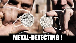 Great Silver Treasure from 1500 found !! - Metal Detector Netherlands