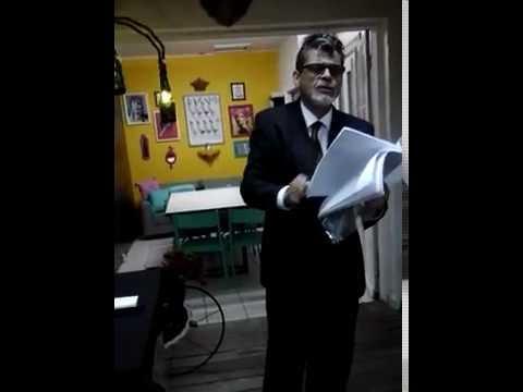 vídeo OS DESILUDIDOS DO AMOR - CARLOS DRUMMOND DE ANDRADE