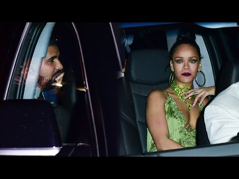Drake & Rihanna OFFICIALLY Together - Go On Dinner Date With Family