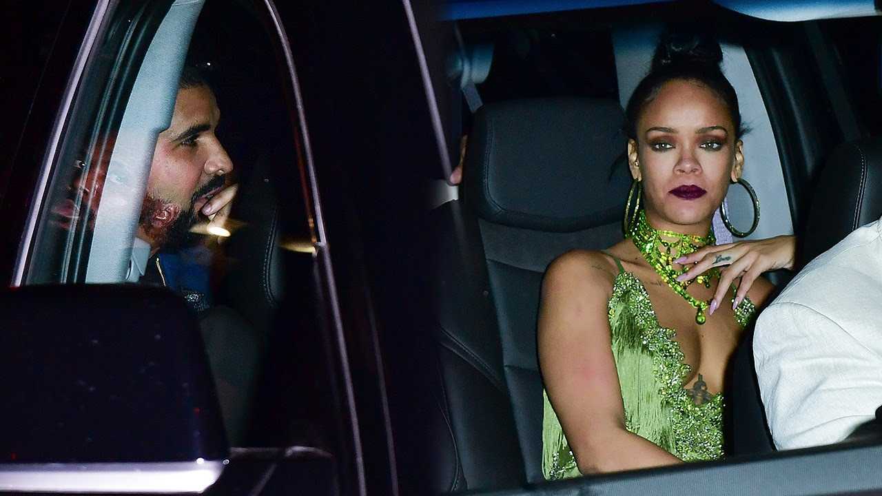 Rihanna drake dating again