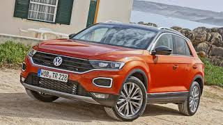 Volkswagen T-Roc 2018 Car Review