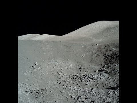 Above Ground Tubes & Structures Found In Apollo 17 Picture!