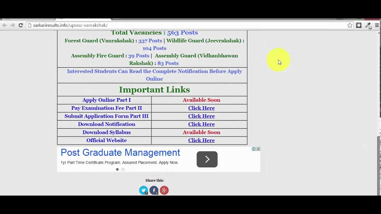 UPSSSC 10+2 Vanrakshak Online Form 2015 - YouTube on computer forms, loan forms, human resources forms, communication forms, online job applications, maintenance forms, online job search, baby forms, online job advertisements, finance forms, work forms, banking forms, online job training,