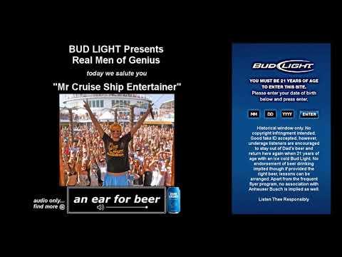 Mr Cruise Ship Entertainer