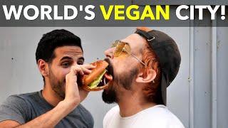 World's Vegan City!