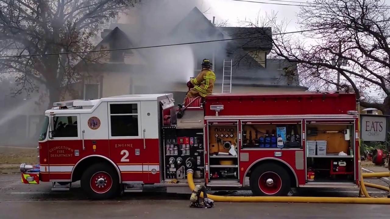Image result for georgetown texas fire department