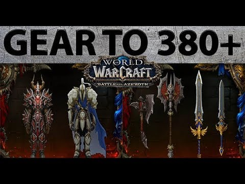 Best research options in battle for azeroth
