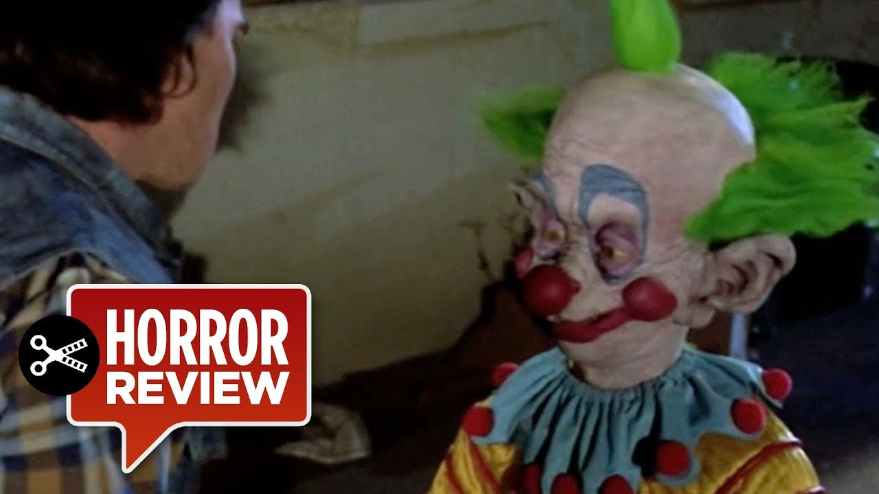 Killer klowns from outer space review 1988 31 days of for Killer clown movie