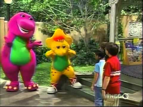Barney & Friends: Let's Go for a Ride! (Season 8, Episode 16)