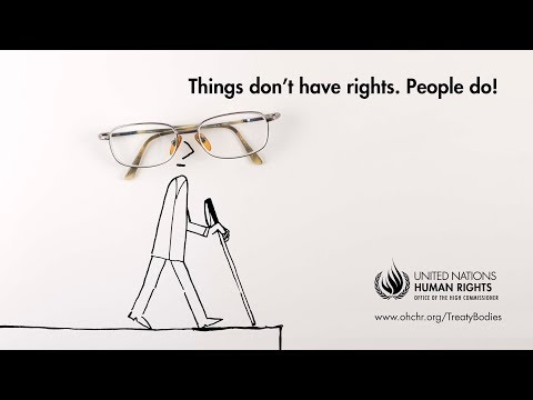 Treaty Bodies - Committee on the Rights of Persons with Disabilities (CRPD)