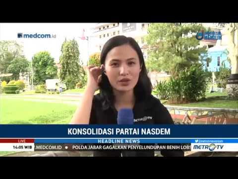 Surya Paloh Lanjutkan Konsolidasi Partai NasDem ke Sulawesi Utara