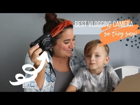 Best Vlogging Camera So They Say! Here's Our Canon G7X Mark II Review!