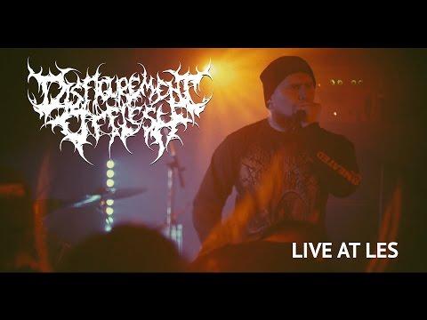 Disfigurement Of Flesh — Live @ Les Club (Full Set)