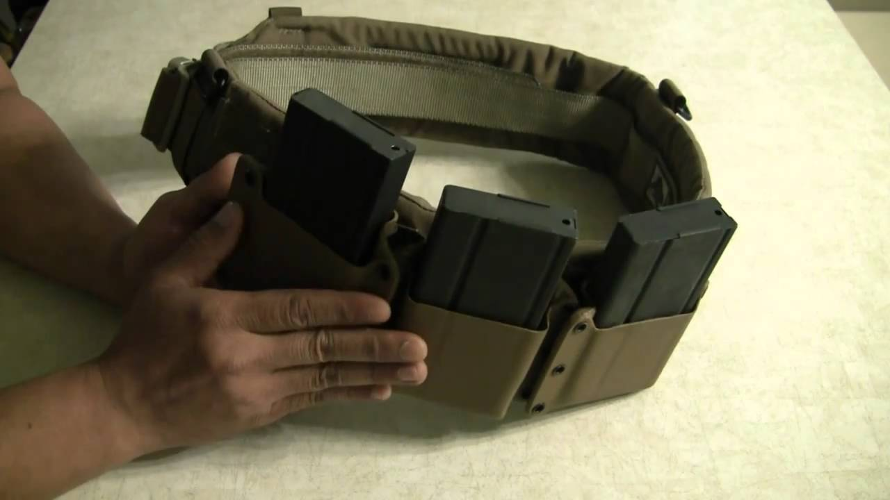 Gunfightersinc M14 Mag Carriers
