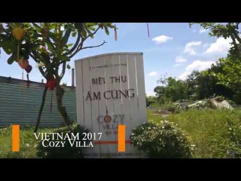 Cozy Villa Hoi An – Vietnam 2017