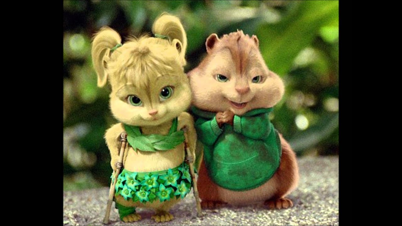 Chipmunks And Alvin Mcdonalds Chipwrecked