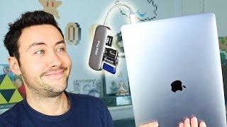 Un Objet Indispensable pour le Nouveau Macbook Pro 2016 !