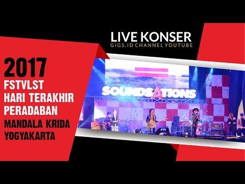 FSTVLST - HARI TERAKHIR PERADABAN | SoundsAtions Jogja 2017