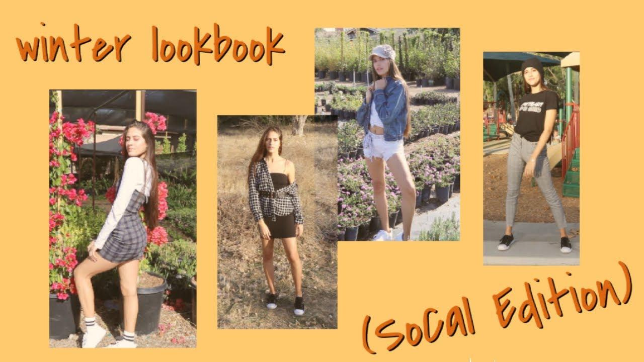 [VIDEO] - Winter Lookbook (SoCal Edition) 7