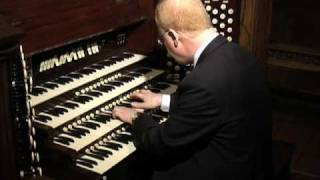 John Scott plays Guilmant: March on a Theme of Handel